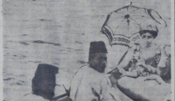 """Hikmet Feridun'un """"Ahmet Mithat Efendi'nin Nigar Hanım'a hediyesi"""" başlıklı yazısı"""